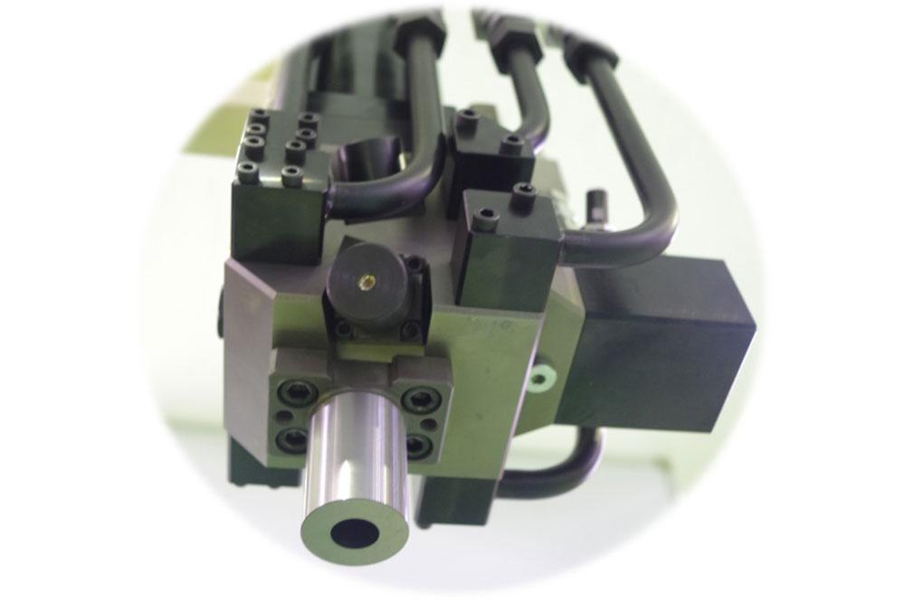 ポリウレタン高圧注入用Mark-Ⅶ型ミキシングヘッド