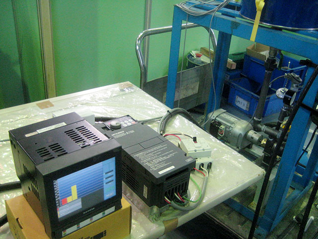 試作・テスト室
